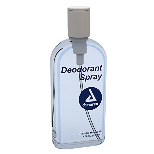 Dynarex Deodorant Pump Spray 48 Count