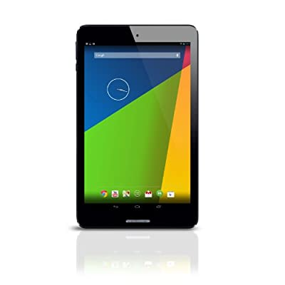 "Latte iMuz Q8 Android 4.2 7.85"" HD IPS screen quad core tablet. Dual Cameras, 1GB RAM"