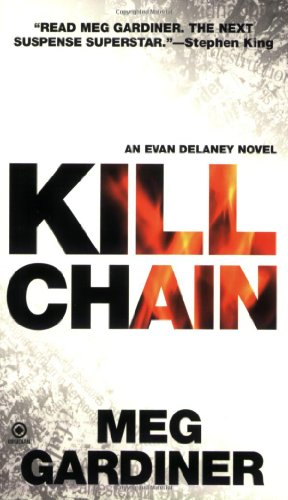 Kill Chain (Evan Delaney, #5)