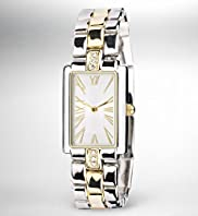 Diamant Square Face Watch