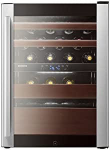 Samsung RW52DASS1 – Wine Storage 52 Bottle Dual Zone