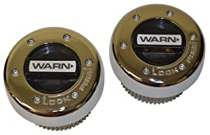 WARN 11690 Standard Manual Hubs by Warn