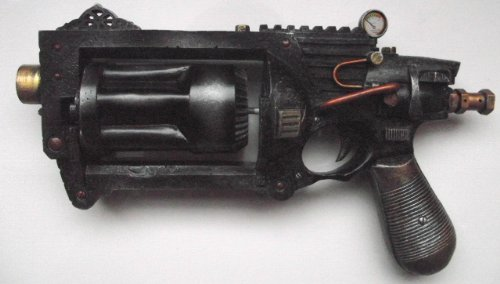 Big Daddy - Fantasy Replica Gun - Colonel Fizziwig - Steampunk
