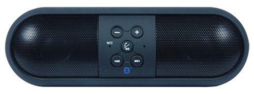 Craig Cma3569 Wireless Speaker One-Touch Speakerphone/Rubber Finish