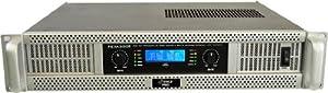 Pyle-Pro PEXA3000 19'' Rack Mount 3000 Watt Professional Power Amplifier w/ Digital SMT Technology