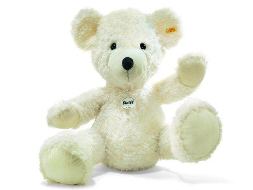 Steiff 111396 - Teddybär Lotte 80 cm weiss