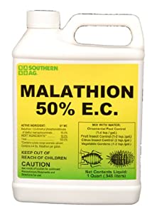 Malathion 50% E.C. Quart 32oz