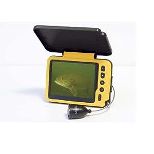 Aqua-Vu AVMICRO-PLUS Camera with 3.5-Inch Color Video Out Sunshield by Aqua-Vu