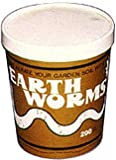 200 Live Earth Worms - Improve Soil