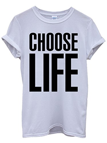 Choose Life Wham! 80s Band Unisex T-shirt - Six Colors