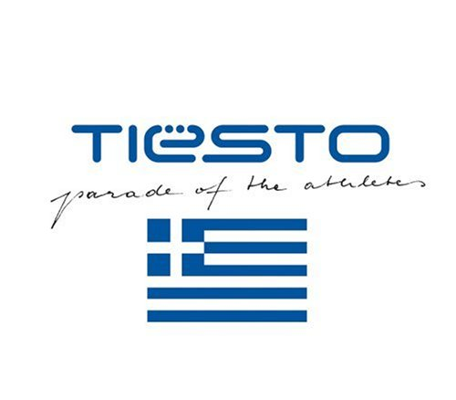 DJ Tiesto - Parade Of The Athletes (LP) - Zortam Music