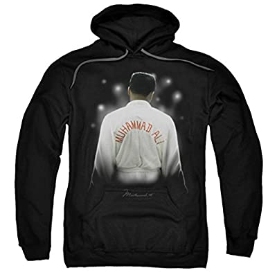 Muhammad Ali: Facing The World Pull Over Hoodie