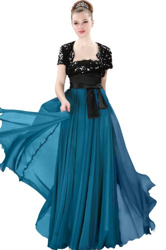 eDressit New 2pcs Stunning Prom/Evening Dress with Bolero (00082605 SZ 14)