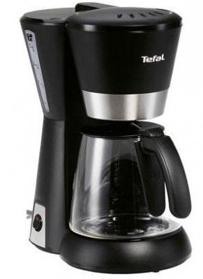 tefal cm 2115 kaffeemaschine glaskanne test 2012. Black Bedroom Furniture Sets. Home Design Ideas