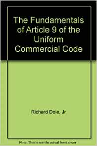 uniform commercial code article 3