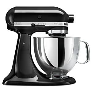 KitchenAid Artisan Stand Mixer, Onyx