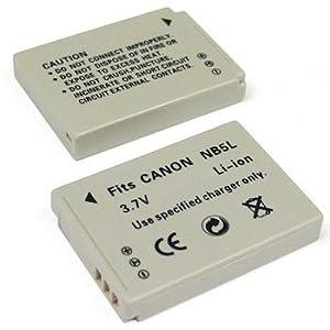 CANON NB-5L LI-ION 1000mAh