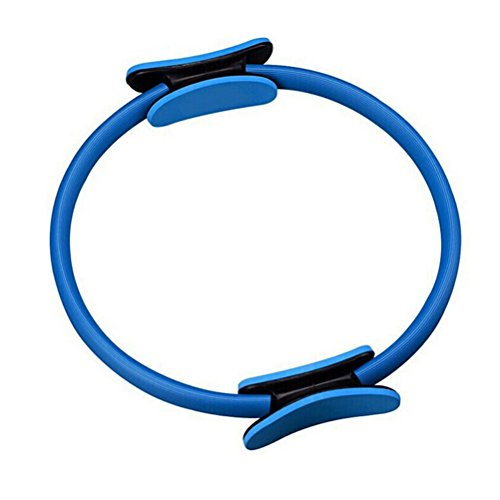 LEORX Pilates resistenza Fitness anello Yoga cerchio magico esercizio tonificante anello