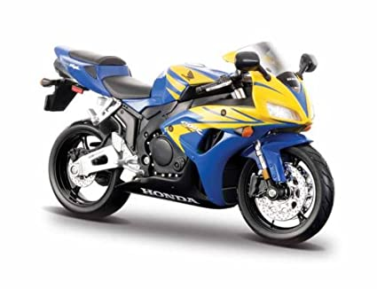 Amazon.com: 1:12 Scale Special Edition Motorcycle - Honda ...