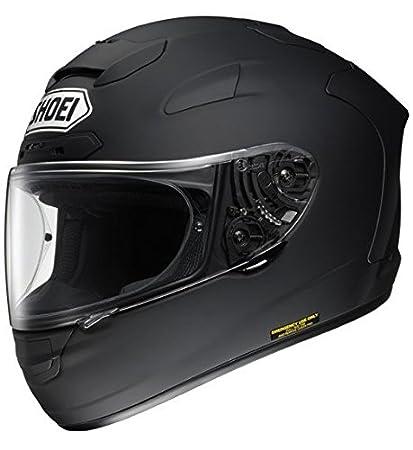 Nouveau casque de moto Shoei X-Spirit 2 noir Matt