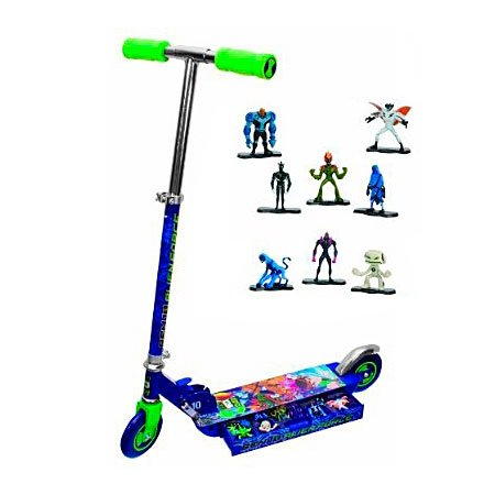 Ben 10 Alien Force Secret Inline Scooter