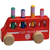 The Original Toy Company - Pop Up Fire Truck