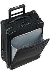 Briggs & Riley @ Baseline Luggage Baseline Domestic Carry-On Expandable Upright Suitcase
