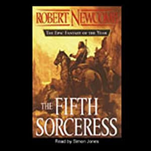 The Fifth Sorceress Hörbuch