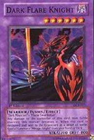 Yu-Gi-Oh! - Dark Flare Knight (DCR-017) - Dark Crisis - Unlimited Edition - Super Rare