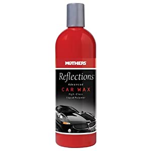 Mothers 10016 Reflections Car Wax - 16 oz by MOTHERS