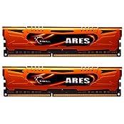 G.SKILL Ares Series 8GB 2 X 4GB 240-Pin DDR3 SDRAM DDR3 1600 PC3 12800 Desktop Memory Model F3-1600C9D-8GAO