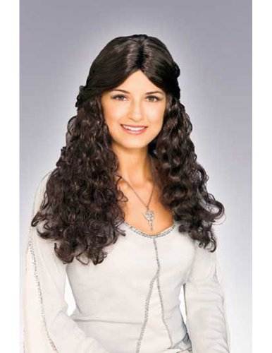 Lord Of Rings Arwen Wig Costume Accessory