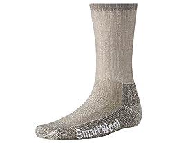 SmartWool Trekking Heavy Crew Socks (Taupe) Large