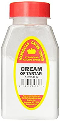Marshalls Creek Spices Cream of Tartar, 10 Ounce by Marshall?s Creek Spices