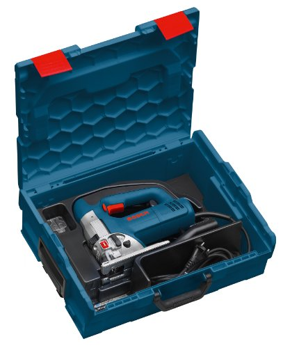 Bosch 1590EVSL 120-Volt Top Handle Jigsaw Kit