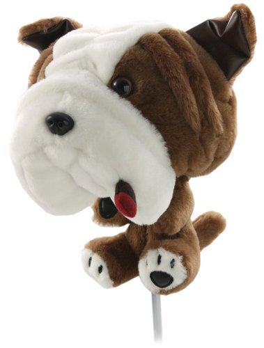 Bulldog With Cigar Club Hugger