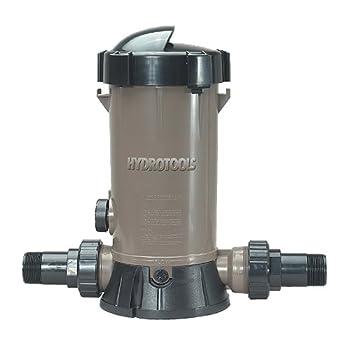 HydroTools by Swimline Super Premium In-Line Automatic Pool Chlorine Feeder