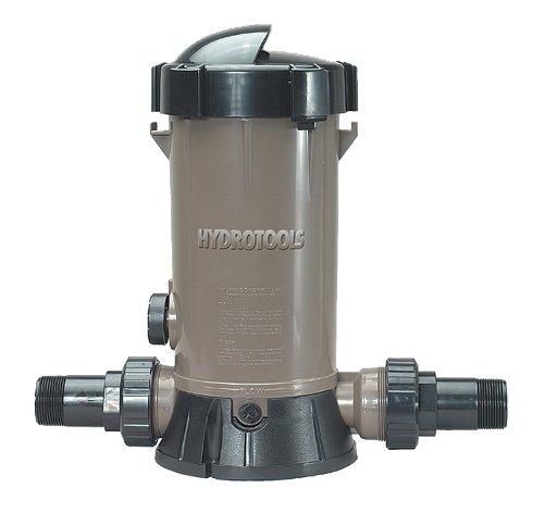 Hydro Tools 8750 Super Premium In-Line Automatic Pool Chlorine Feeder (Chlorinators compare prices)