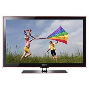 Samsung UN40C5000 40-Inches 1080p LCD TV - Black/red (2010 Model)