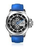 Timecode Reloj de cuarzo Www 1991 Azul 49 mm