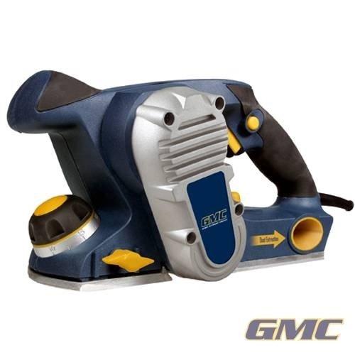 GMC 3BPM-EU 750W Magnesium Triple Blade Wood Razor