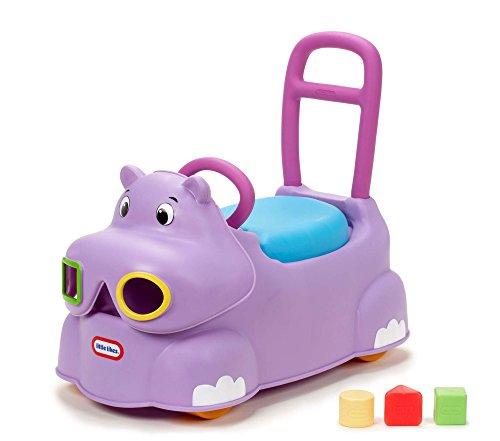 Little Tikes Scoot Around Animal Ride-On – Hippo