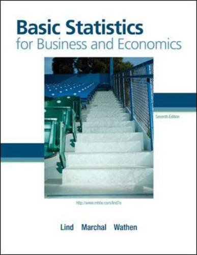 Basic Statistics for Business and Economics with Formula...