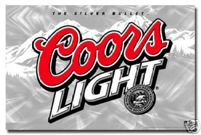 coors-light-poster-diseno-de-logo-el-silver-bullet-raro-24-x-36