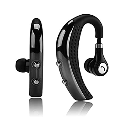 WELLENT® Comfortable Bluetooth Stereo Headset Earphone Music Call Phones for Iphone Samsung Ipad