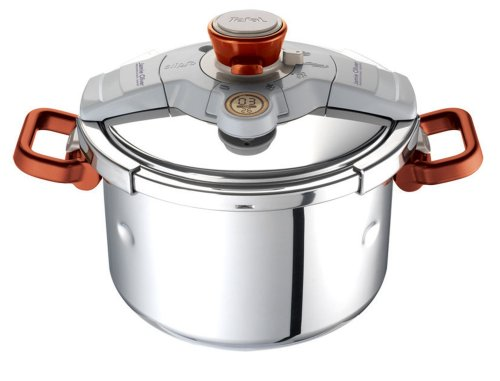 Tefal by Jamie Oliver Clipso Pressure Cooker