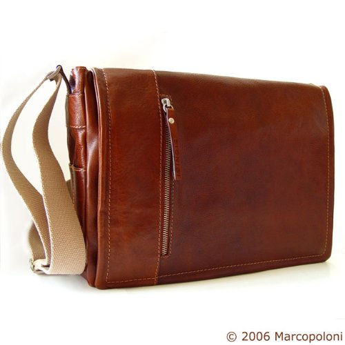 Italian Messenger Bag
