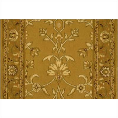 Stanton Carpet Sanctuary Garden Runner,  Delhi, 2-Foot-7-Inch-by-6-Foot