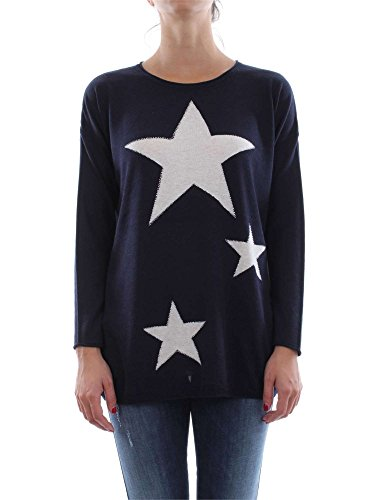 ONLY 15123254 N/GM STARS NIGHT MAGLIA Donna NIGHT S