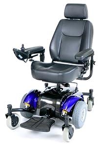 Drive Medical Intrepidbl20cs Intrepid Mid-Wheel Power Wheelchair